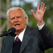 Just as He Was – Thank You, Billy Graham!