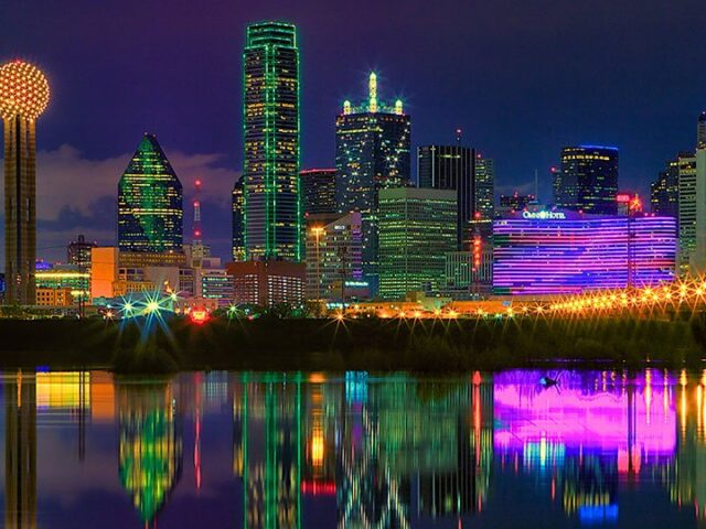 Dallas – My Hometown in Tears