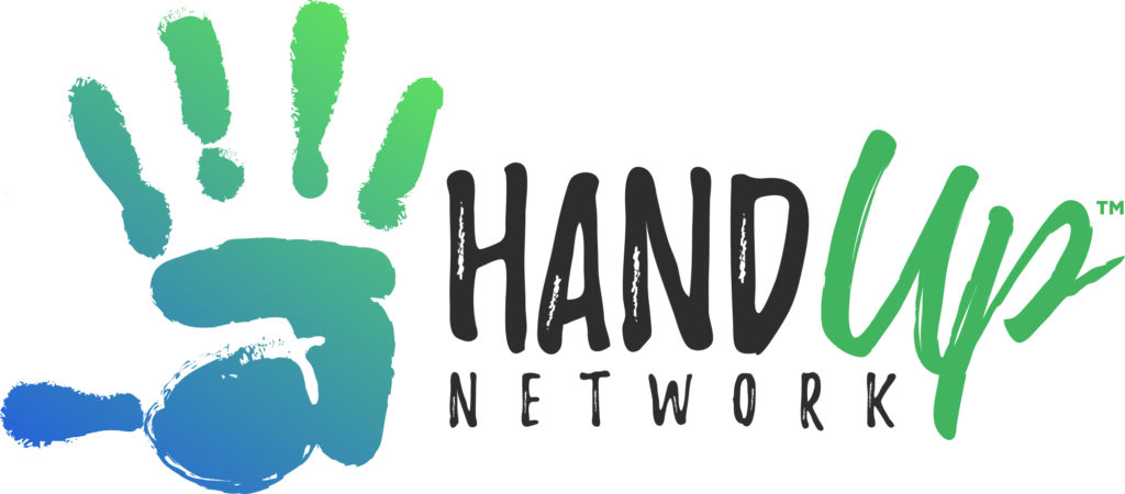 Hand Up Network Logo